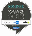 nominee of voices of 2013