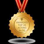 top acting blog