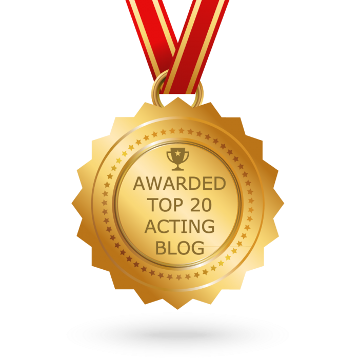 top acting blog