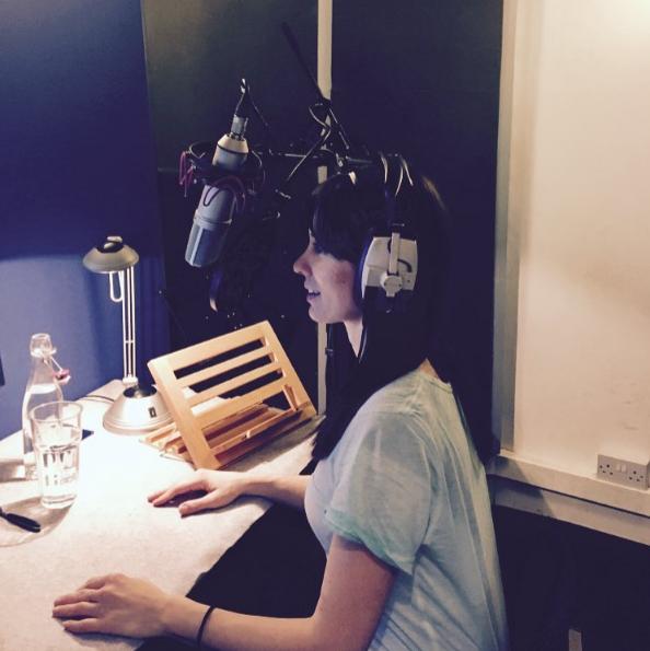 angela peters australian voiceover artist