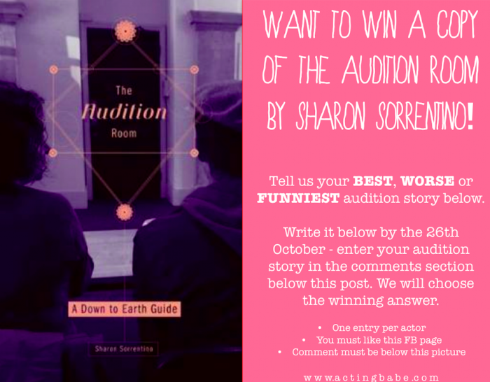 Win the Audition Room