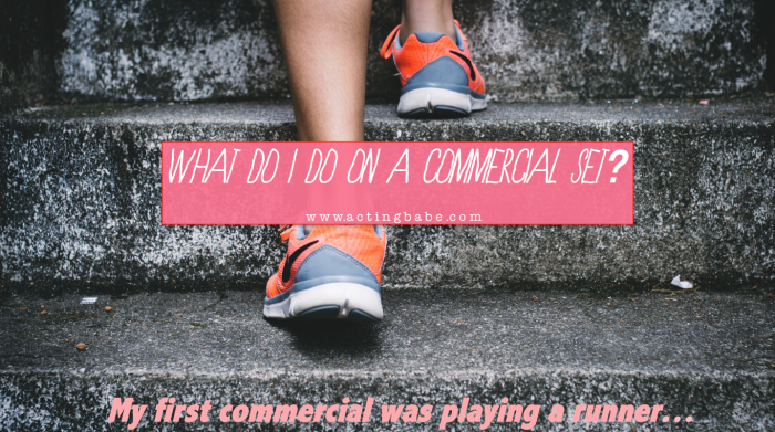 What to do on a commercial
