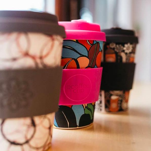 ecoffee cup options